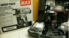 Max RB655 REBAR TIER 9.6  VT Rebar tying tool -  Up to #9x#8