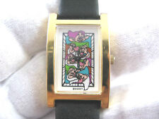 SNOW WHITE AND THE SEVEN 7 DWARFS,Disney,RARE! MENS WATCH,27,L@@K!