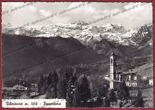 BERGAMO VILMINORE DI SCALVE 05 Cartolina FOTOGRAFICA viaggiata 1966