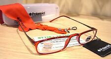Occhiali x Lettura Reading Glasses Polaroid R618 H +2.75 Rosso Red