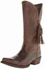1094a11d99c Leather Solid Cowboy, Western Boots for Women for sale | eBay