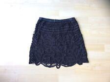 Rag & Bone Ladies Black Nancy Lace Skirt, Size: XS