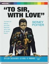 To Sir With Love - DVD & Blu ray - Indicator Limited Edition - Sidney Poitier