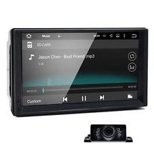 "7"" Double 2Din Android 5.1 Quad-core Autoradio 3G WiFi GPS Nav Stereo BT+Kamera"