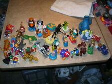 Collection of McDonald's, Burger King, Hardee's, California Raisin & Other Toys