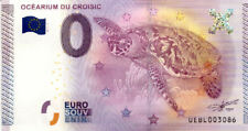 44 LE CROISIC Océarium, 2015, Billet 0 Euro Souvenir