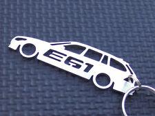 BMW E61 keyring 5er 5 SERIES TOURING LCI M PAKET ANGEL 530 TURBO DIESEL keychain