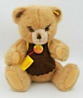 "Vintage Steiff Bear ""Dorma"", all ID, 1981"