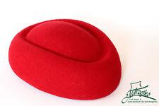 PillBox Wool felt hood body woolfelt millinery block base hat fascinators cap