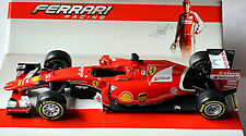 Ferrari SF15-T F1 #5 Sebastien Vettel 2015 rouge rouge 1:24 Bburago