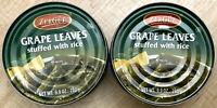 Zergut DOLMAS Grape Leaves Stuffed With Rice - 9.9 oz each, 2 PACK