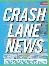 Crash Lane News by CrashLaneNews.com (2015, Hardcover)
