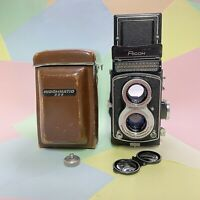 1959 Ricohmatic 225 Medium Format TLR Camera Rare Model! Refurbished Lomo Retro