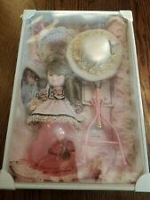 Vintage Cameo's Katie Doll By Jesco In Hard Case W/Hats Hat Rack Orig. Papers!