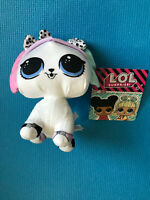 LOL Surprise Pets Plush Doll Stuffed Toy Pupsta New Let's Be Friends MGA