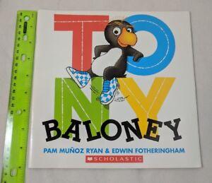 Tony Baloney ( Ryan, Pam Munoz ) Used
