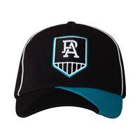 Port Adelaide Power AFL 2021 PlayCorp Premium Cap Hat BNWT's! S21