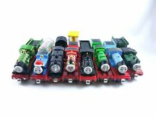 Thomas Friends Model Trains Learning Curve Mattel Take Along Locomotives Tenders