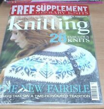 November Knitting Monthly Magazines