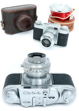 Closter IIa italian camera Leica copy made in Italy.