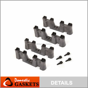 Lifter Guides Trays Set  w/ Bolts Fits Chevy GM 5.3 5.7 6.0 LS1 LS2 LS7 Non-AFM