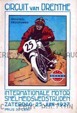 Dutch TT Assen 2nd Anniversary Poster Print Image  ca 8 x 10 print prent poster