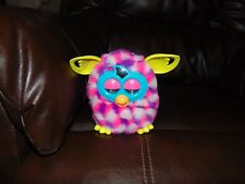 Furby Boom Interactive Toy: 2013 Pink Purple Cube