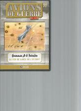 DVD AVIONS DE GUERRE N°31 - GRUMMAN A-6 INTRUDER - LE FER DE LANCE DE L'US NAVY