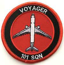 RAF No.101 Voyager Squadron Royal Air Force Military Embroidered Colour Patch