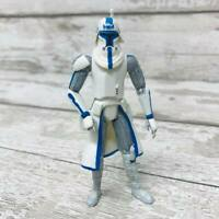 "Hasbro Star Wars Clone Wars Cold Assault Gear Captain Rex 3.75"" Action Figure"