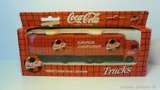 "Edor 1:87 Volvo F16 Globetrotter HZ ""Coca Cola Holland 1999"" #25491#"