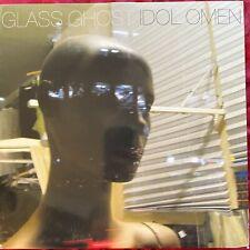 Glass Ghost~Idol Omen~2009 Electro Alt Rock~Western Vinyl LP~Original Inner~MP3