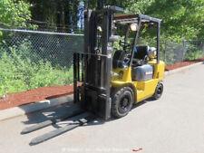 New listing 2002 Caterpillar Gp25K 5,000lb Industrial Warehouse Forklift Lift Truck bidadoo