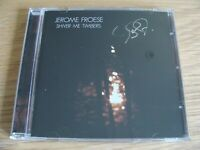 CD Album: Jerome Froese  Shiver Me Timbers  SIGNED Tangerine Dream Loom