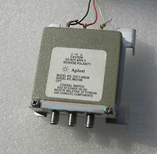 HP/Agilent 33311-60039 Coaxial Switch, DC to 4 GHz [DORL_A]