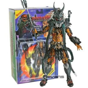 Predator Clan Leader Dexlue Ver. Ultimate Action Figure Collectible Model Toy