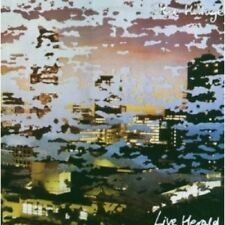 STEVE HILLAGE-LIVE HERALD-REMASTER  CD 9 TRACKS INTERNATIONAL POP/ART ROCK NEU