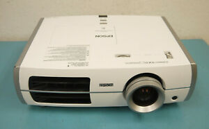 Epson PowerLite Home Cinema 8350 Theater 1080p Projector (H373A) 458 Lamp Hours