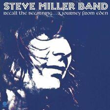 Steve Miller Band Recall The Beginning... a Journey From Eden LP Vinyl 10 Trac