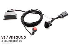 Soundbooster Pro, Sport Sound Paket, 3 Soundprofile #Golf 7 VII GTD
