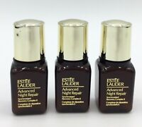 3 x Estee Lauder Advanced Night Repair Synchronized Recovery Complex II 0.24 oz