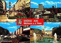 Grüsse aus Mülheim a.d. Ruhr , Ansichtskarte,  gelaufen