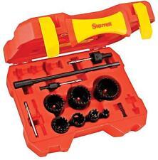 Starrett KCT090501 N 14 Piece Carbide Tipped General Purpose Hole Saw Kit