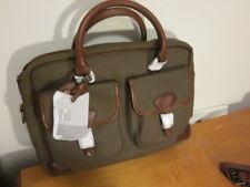 NWT - Ralph Lauren ARMY GREEN  Commuter Gents Briefcase/Messenger laptop Bag