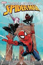 MARVEL ACTION SPIDER-MAN #1 GABRIEL RODRIGUEZ 1:50 VARIANT COVER IDW 2018