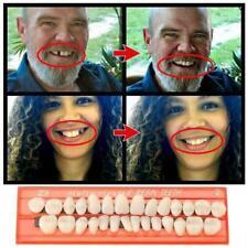 Temporary Crown Tooth Tool Teeth Veneers Simulation Teeth Resin Acrylic