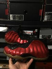 Foamposite one Metallic Red 314996-610 sz 10