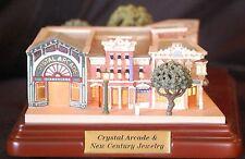 Disneyland Main St Crystal Arcade Disney Olszewski