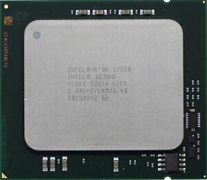 Intel Xeon X7550 (SLBRE) 2.00GHz 8-Core LGA1567 CPU
