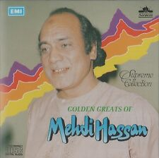 GOLDEN GREATS OF MEHDI HASSAN - BRAND NEW SOUND TRACK CD